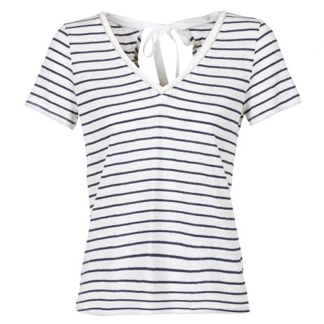 T-shirt donna Moony Mood  IMATA  Bianco Moony Mood