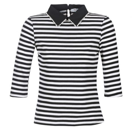 T-shirt donna Morgan  -  Nero Morgan 3253632690478
