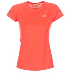 T-shirt donna New Balance  NB ICE SS  Rosso New Balance 0739655157332