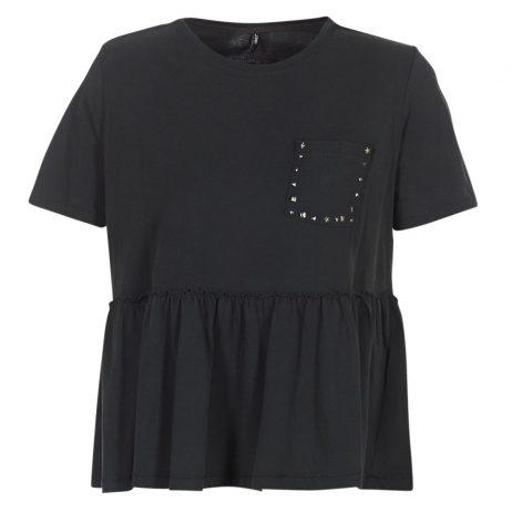 T-shirt donna Only  EDDA  Nero Only 5713734087920