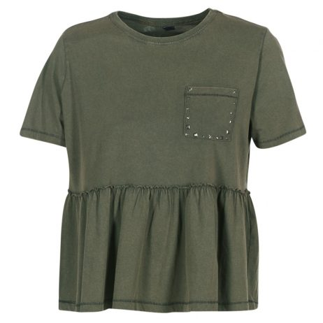 T-shirt donna Only  EDDA  Verde Only 5713727844202