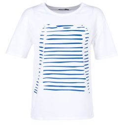 T-shirt donna Petit Bateau  FIXERA  Bianco Petit Bateau 3102272886843