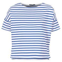 T-shirt donna Petit Bateau  WESTRNO  Bianco Petit Bateau 3102273535344