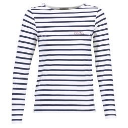 T-shirts a maniche lunghe donna Betty London  IFLIGEME  Bianco Betty London