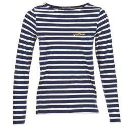 T-shirts a maniche lunghe donna Betty London  IFLIGEME  Blu Betty London