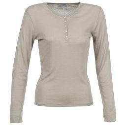 T-shirts a maniche lunghe donna Casual Attitude  DORINE  Grigio Casual Attitude