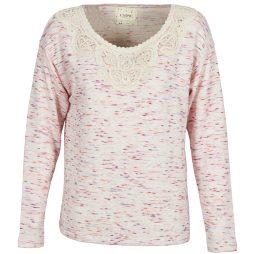 T-shirts a maniche lunghe donna Chipie  ALMO  Bianco Chipie 3601443156025
