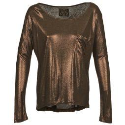 T-shirts a maniche lunghe donna Chipie  NINON  Marrone Chipie 3601443197554