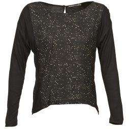 T-shirts a maniche lunghe donna DDP  INA  Nero DDP 3606012466116
