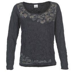 T-shirts a maniche lunghe donna Oxbow  ATIKA  Nero Oxbow 3605167503745