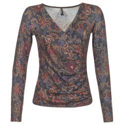T-shirts a maniche lunghe donna Smash  AVELLANA  Grigio Smash 8433702364507