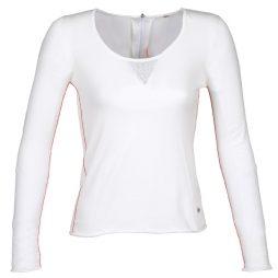 T-shirts a maniche lunghe donna TBS  MABPUL  Bianco TBS 3572339370767