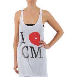 Top donna Cheap Monday  SHAMIKA TANK IXCM  Bianco Cheap Monday 886475575331
