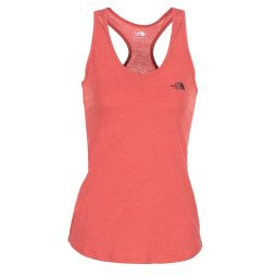 Top donna The North Face  PLAY HARD TANK MOUNTAIN ATHLETICS  Rosa The North Face 191478313454