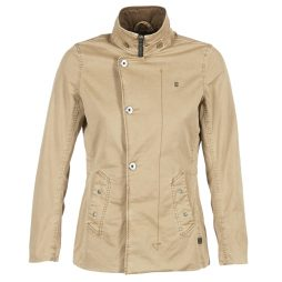 Trench donna G-Star Raw  MINOR SLIM  Beige G-Star Raw 8718597801451
