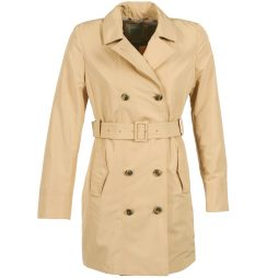Trench donna Geox  LAURA  Beige Geox 8056536970630