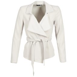 Trench donna Only  BITZY  Bianco Only 5713023777563