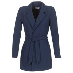 Trench donna Only  DICTE RUNA  Blu Only 5713726185429