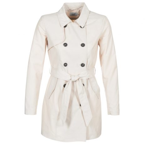 Trench donna Only  LUCY  Beige Only 5713726162406
