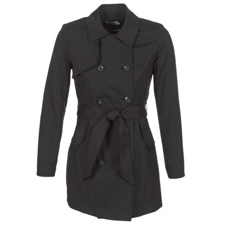 Trench donna Only  LUCY  Nero Only 5713726161683