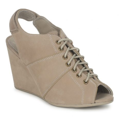 Tronchetti donna No Name  DIVA OPEN TOE  Beige No Name 3413691325562