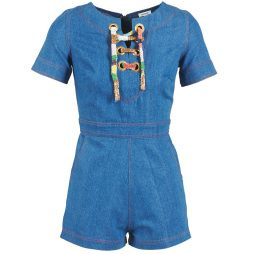 Tute / Jumpsuit donna Manoush  LACET  Blu Manoush 3700374294957