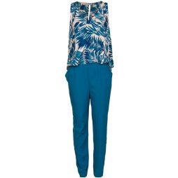 Tute / Jumpsuit donna Naf Naf  EPAMA CO  Blu Naf Naf 3606845107507