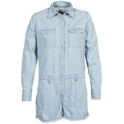 Tute / Jumpsuit donna Pepe jeans  COMBI  Blu Pepe jeans 8433808977519