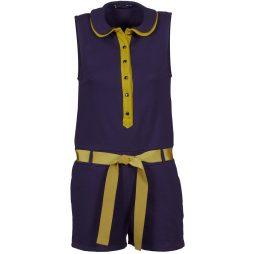 Tute / Jumpsuit donna Petit Bateau  FINESSE  Blu Petit Bateau 3102278811344