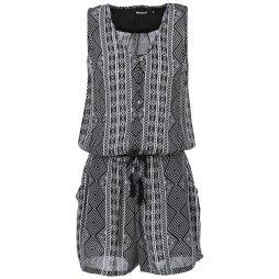 Tute / Jumpsuit donna Rip Curl  BLACK SANDS BEACH ROMPER  Nero Rip Curl 9346799607138