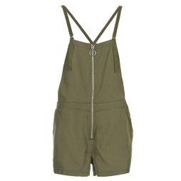 Tute / Jumpsuit donna Volcom  VOL PLUS ROMPER  Verde Volcom 889623971092