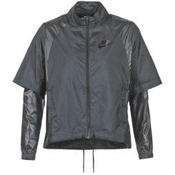giacca a vento donna Nike  SPORTSWEAR JACKET  Nero Nike 823233509511