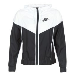 giacca a vento donna Nike  W+F19:F58INDRUNNER  Nero Nike 887229639385