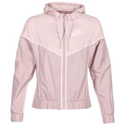 giacca a vento donna Nike  WINDRUNNER  Rosa Nike 887229641661