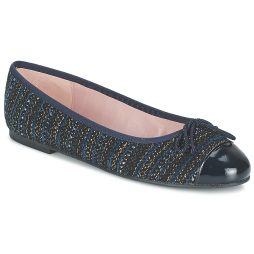 Ballerine donna Pretty Ballerinas  MARILYN  Blu Pretty Ballerinas