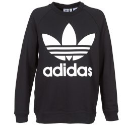 Felpa donna adidas  OVERSIZED SWEAT  Nero adidas 4059807171686