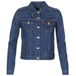 Giacca in jeans donna Levis  ORIGINAL TRUCKER  Blu Levis 5400599179036