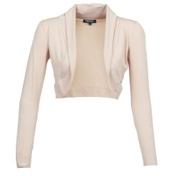 Gilet / Cardigan donna Morgan  MOLU  Beige Morgan 3253631847651