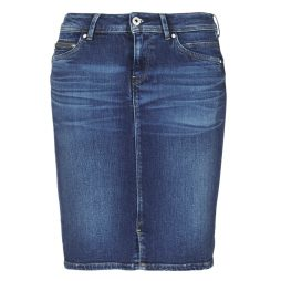 Gonna donna Pepe jeans  TAYLOR  Blu Pepe jeans 8434538657306