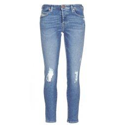 Jeans Slim donna Diesel  BABHILA  Blu Diesel 8053837126544