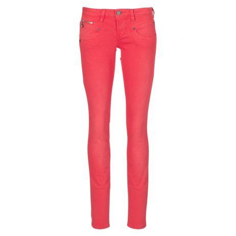 Jeans Slim donna Freeman T.Porter  Alexa Slim New Magic Color  Rosso Freeman T.Porter 3607571006034