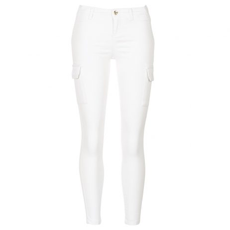 Pantalone donna LPB Shoes  -  Bianco LPB Shoes 9007000805902