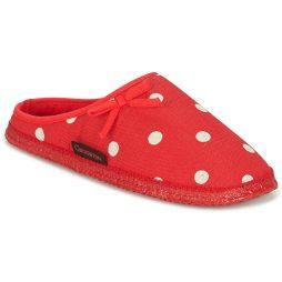 Pantofole donna Giesswein  PLEIN  Rosso Giesswein 9009553263390