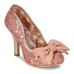 Scarpe donna Irregular Choice  MAL E BOW  Rosa Irregular Choice 5052224247605