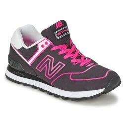 Scarpe donna New Balance  WL574  Nero New Balance 888098964844