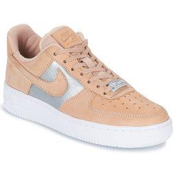 Scarpe donna Nike  AIR FORCE 1 '07 SE PREMIUM W  Rosa Nike 883418674496