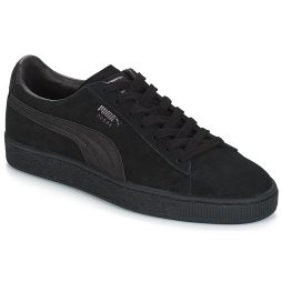 Scarpe donna Puma  WN SUEDE CL SATIN.BLACK  Nero Puma 4059507361042