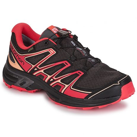 Scarpe donna Salomon  WINGS FLYTE 2 GTX®  Nero Salomon 0889645203966