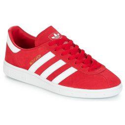 Scarpe donna adidas  MUNCHEN  Rosso adidas 4059811169280