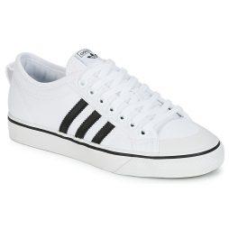 Scarpe donna adidas  NIZZA  Bianco adidas 4059811323088